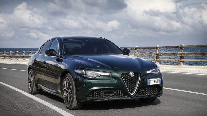 Alfa Romeo Giulia 2020, il test drive