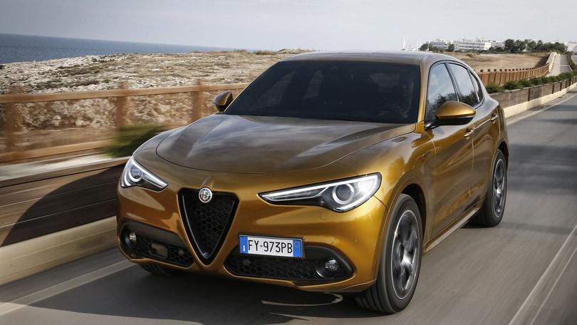 Test drive, l'Alfa Romeo Stelvio 2020