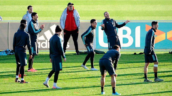Juve-Atletico Madrid, la formazione ufficiale di Sarri