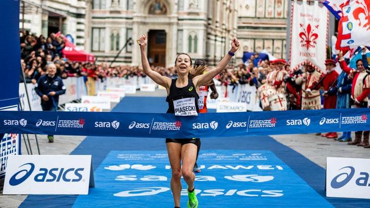 Firenze Marathon, i primi 42 classificati hanno rispettato il tracciato