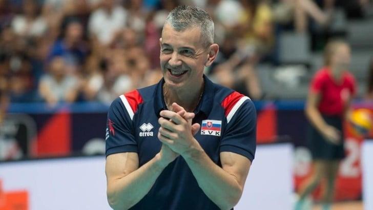 Bergamo ha scelto il nuovo coach: è Marco Fenoglio