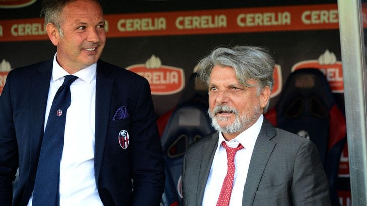 Ferrero ringrazia il Sant'Orsola per Mihajlovic: