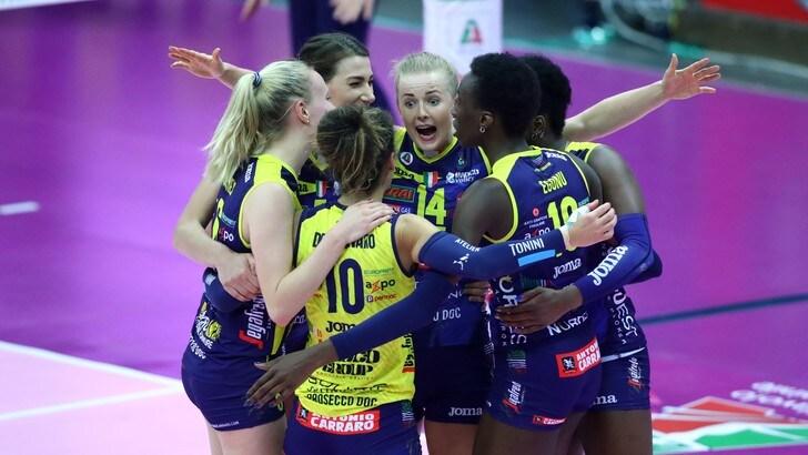 Champions Femminile, Conegliano domani sfida l'Alba Blaj