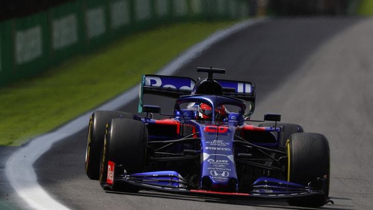 F1: Honda con Red Bull e Toro Rosso fino al 2021
