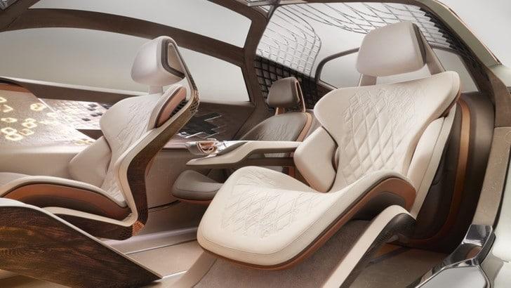 Bentley, possibile una roadster ispirata alla EXP 100 GT