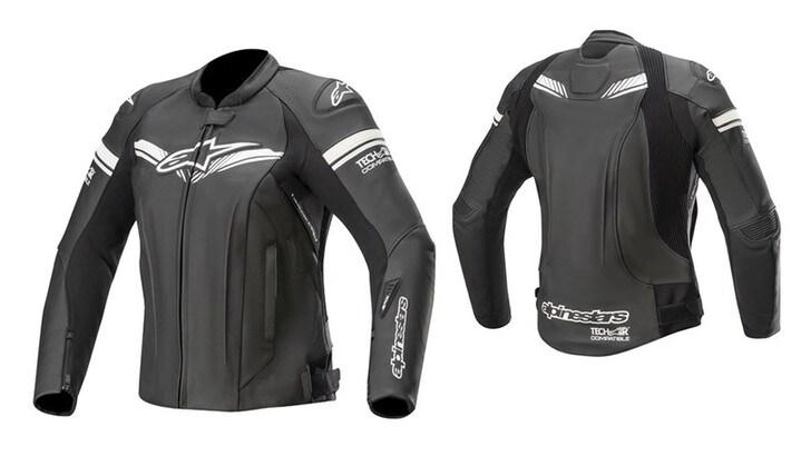 Alpinestars Stella, la giacca in pelle pensata per le motocicliste
