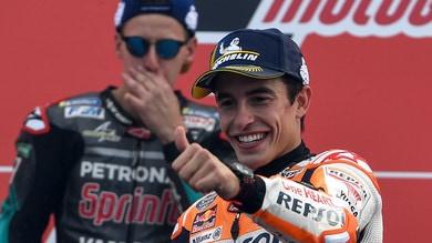 MotoGp: Marquez recupera, è pronto per Sepang