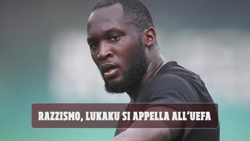 Inter, Lukaku si appella all'UEFA per i cori razzisti