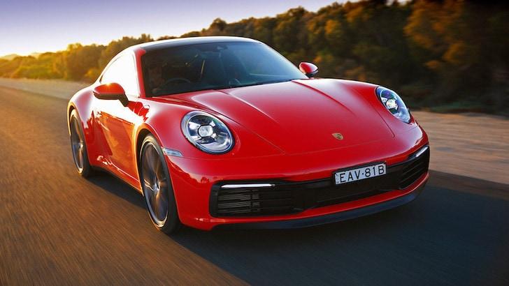Porsche 911 ibrida, si punta a superare la GT2 RS