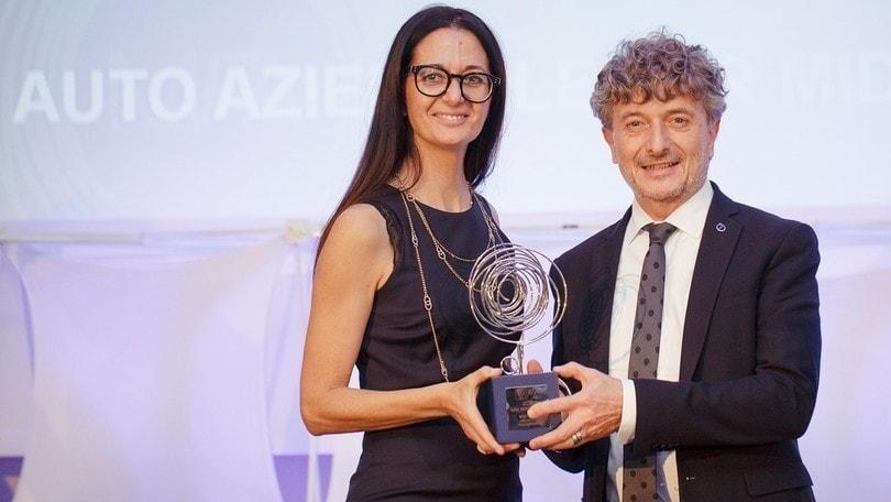 Volvo XC40 vince il Mission Fleet Award 2019