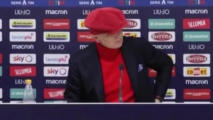 """Mihajlovic: """"Io sono ancora qua, non mollo. Aspetto risposta da Ibrahimovic"""""""
