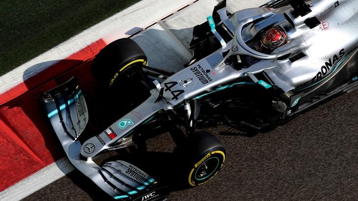 F1, Gp Abu Dhabi diretta qualifiche ore 14