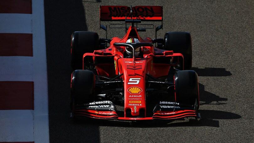 """Vettel: """"Ci manca velocità. Leclerc? Siamo entrambi delusi"""""""