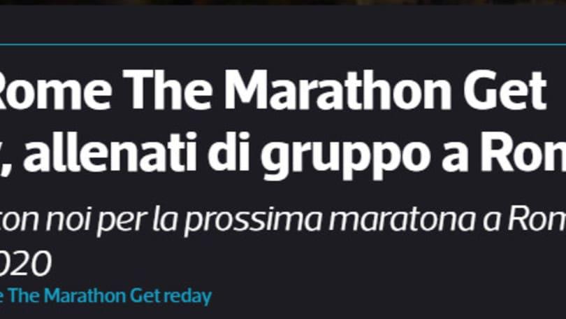 La prima maratona, i 6 consigli per volare e non soffrire