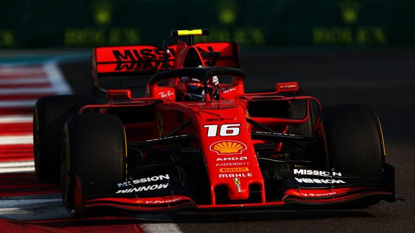 """Leclerc: """"Soddisfatto, ma dobbiamo migliorare con le soft"""""""