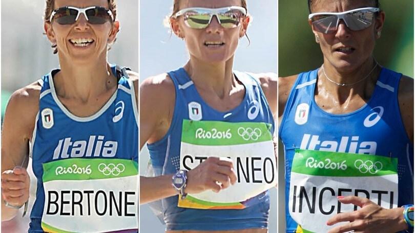 Valencia Marathon è azzurra con le nostre mamme maratonete