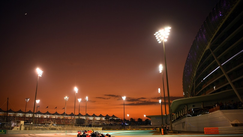 F1, Gp Abu Dhabi: la diretta TV e la griglia di partenza