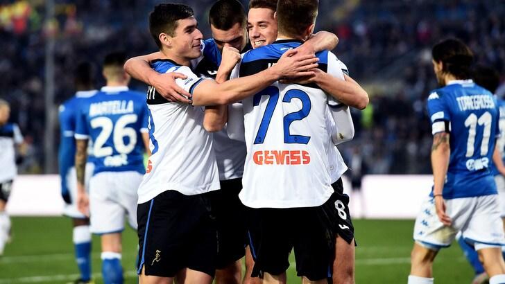 Brescia-Atalanta 0-3, Pasalic show nel derby