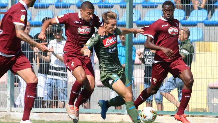 Primavera, Singo firma l'1-0 del Torino sulla Lazio