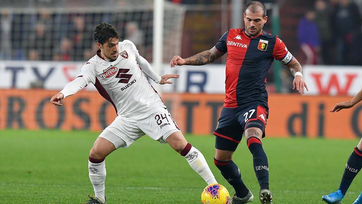 Genoa-Torino 0-1, il tabellino