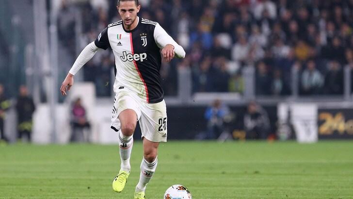 Juve, Rabiot e Khedira out col Sassuolo. Ronaldo convocato