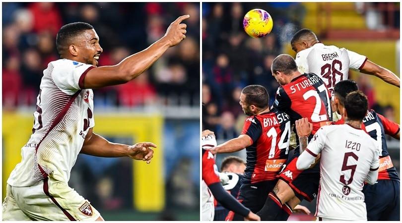 Bremer, che stacco! Il suo primo gol in A decide Genoa-Torino