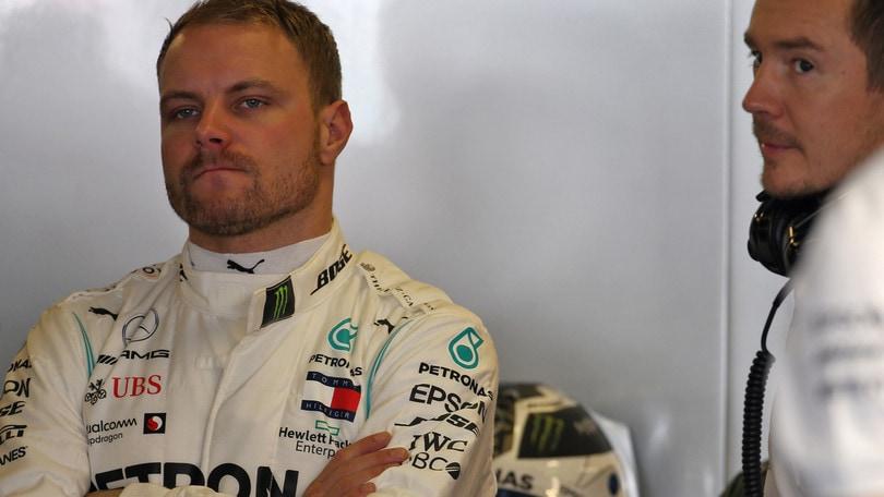"""Bottas: """"Nel 2021 vorrei restare in Mercedes, ma non decido io"""""""