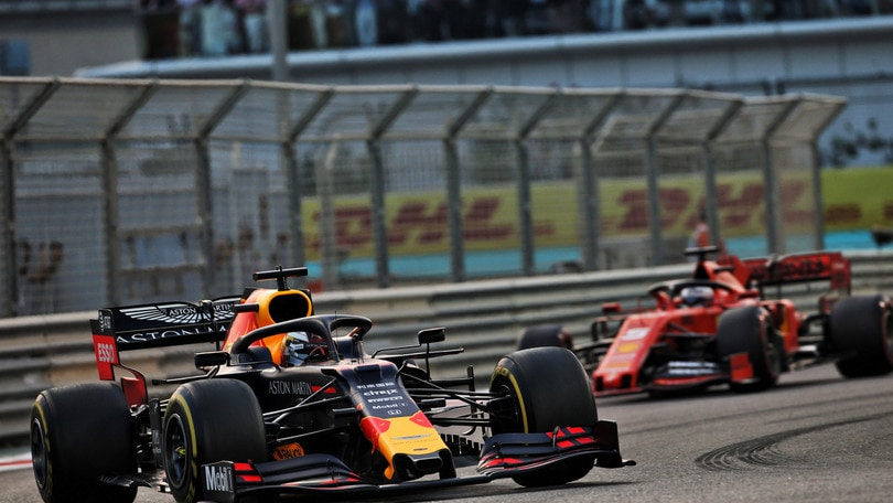 "Gp Abu Dhabi, Verstappen: ""Si è chiusa una stagione positiva"""