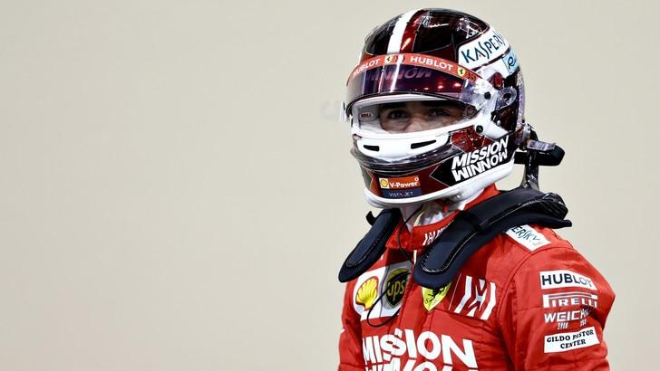 Ferrari, Charles Leclerc: