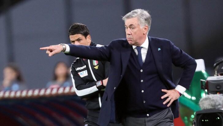 Napoli di nuovo in ritiro: ha deciso Ancelotti