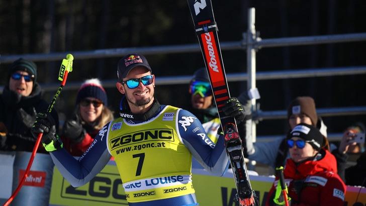 Paris secondo nel SuperG a Lake Louise: vince Mayer, 5° Casse