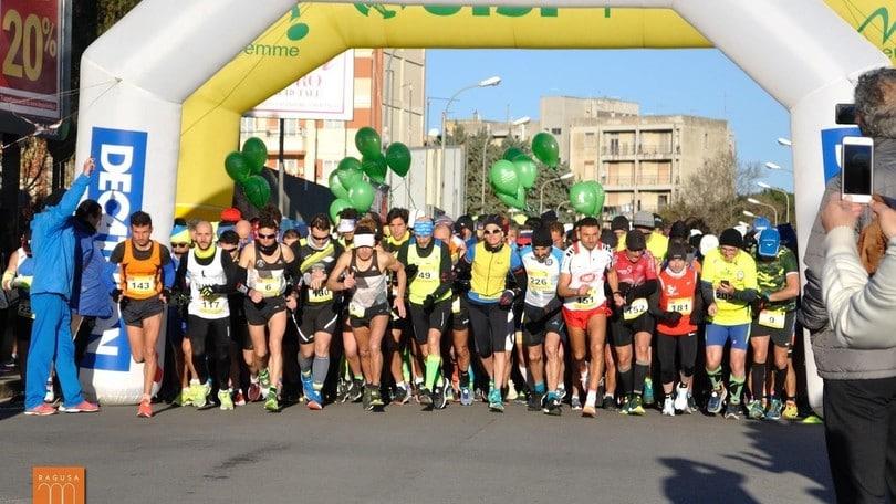 E' a Ragusa la maratona più a sud d'Italia