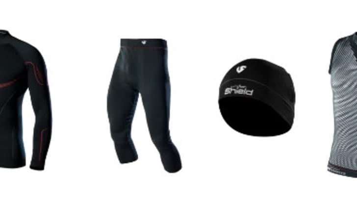 Dryarn per il total look underwear di Under Shield: il miglior alleato dello sportivo