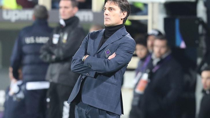 Coppa Italia Fiorentina, Montella: