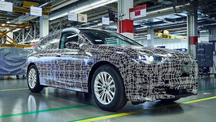BMW iNext, il SUV verrà prodotto a Dingolfing
