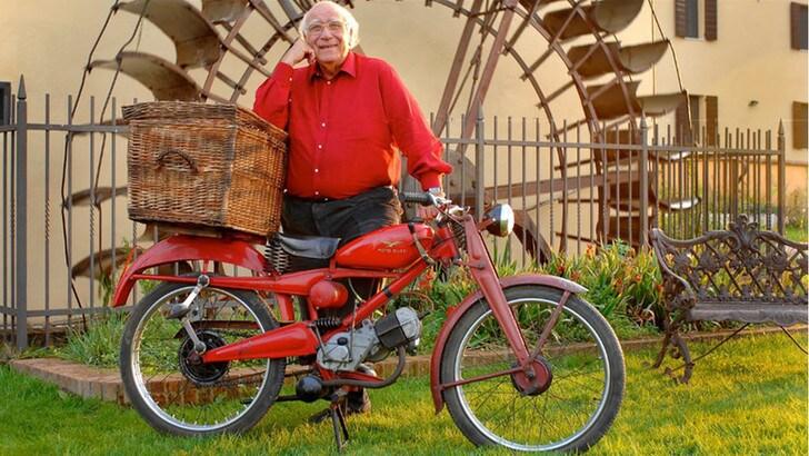 Moto Guzzi, la storia di Giovanni Rana inizia col