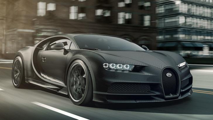 Bugatti Chiron,