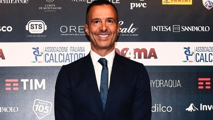 """Juve, Mendes: """"Cristiano Ronaldo il migliore di sempre"""""""