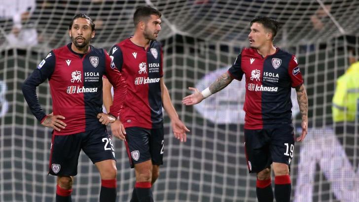 Cagliari-Sampdoria, la decide Cerri nel recupero: 4-3