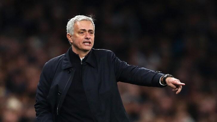 Mourinho affronta il Manchester United: