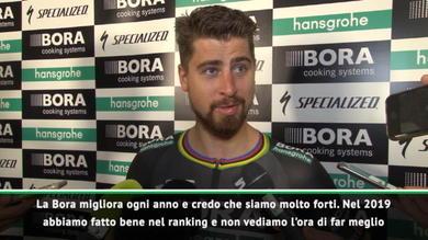 """Stakanovista Sagan: """"Classiche, Giro e Tour"""""""