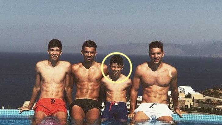 Il piccolo Elyaz è cresciuto: che rete con il Real. E papà Zidane esplode: «Golaaazzoooo»