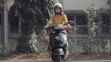 Uno scooter auto bilanciante e con guida autonoma, il prototipo di Liger Mobility