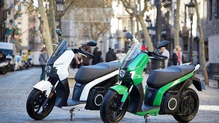 Silence, gli scooter elettrici disponibili anche in Italia