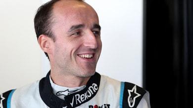 Kubica emigra in DTM: l'anno prossimo correrà per la BMW
