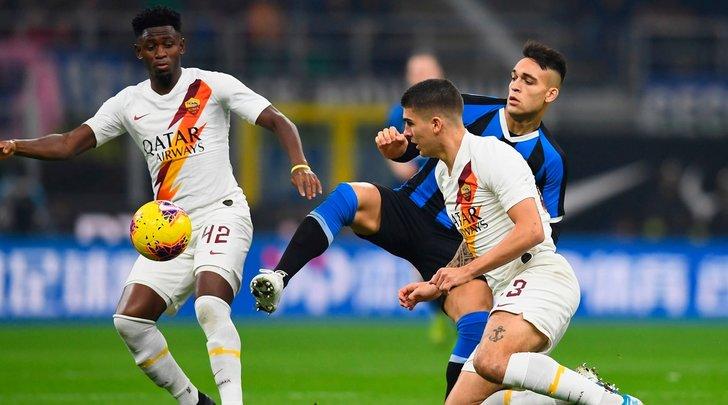 Inter-Roma 0-0: Fonseca ferma Conte, la Juve può tornare prima