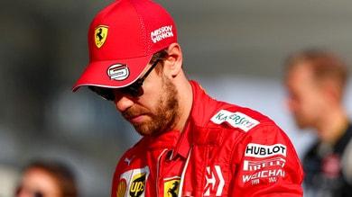 F1, Ferrari debutta in pista con Vettel nei test di Barcellona