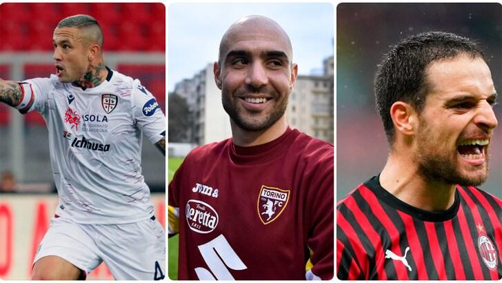 Tutte le probabili formazioni della 15ª giornata di Serie A