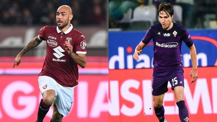 Diretta Torino-Fiorentina ore 15: le formazioni ufficiali