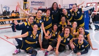 La Coppa Italia di Sitting Volley la alzano Pisa e Nola